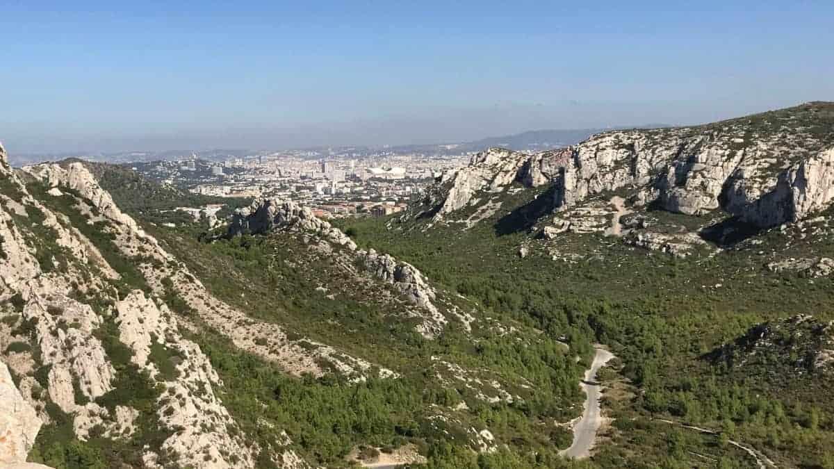 Marseille Städtetrip und Wanderurlaub kombiniert