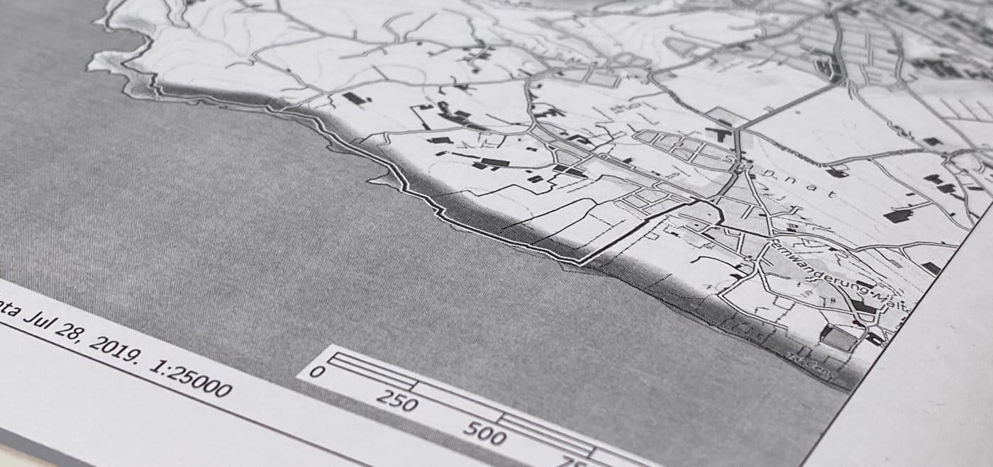 Cartina Di Malta Pdf.Malta E Gozo Cartina Escursionistica Pdf Da Scaricare 1 25 000 Wanderndeluxe