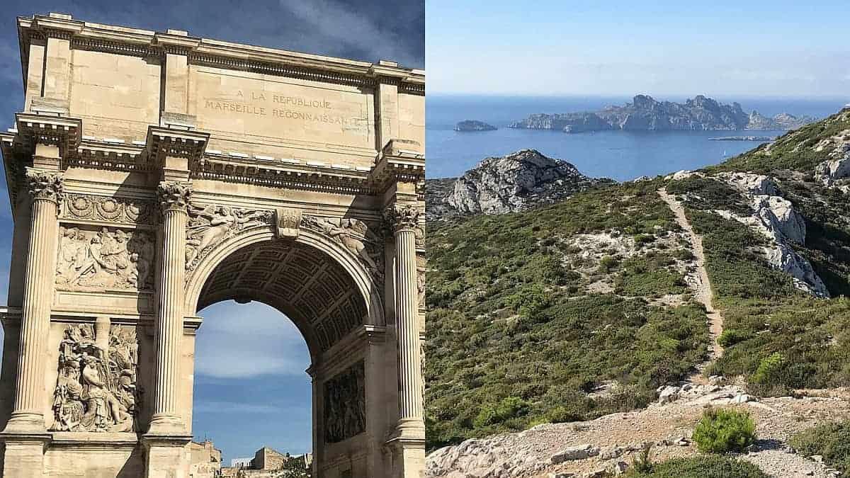 Städtetrip Marseille Tageswanderungen