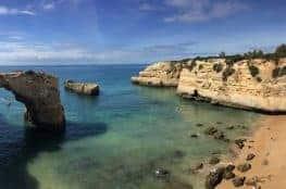 Algarve: Küstenwanderung von Faro nach Westen (5-7 Tage)