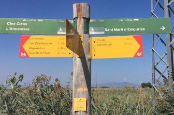 Wanderzeit berechnen (Strecke + Höhenmeter)